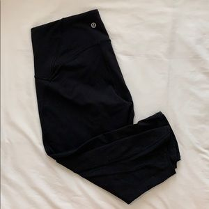 Lululemon Cropped Legging